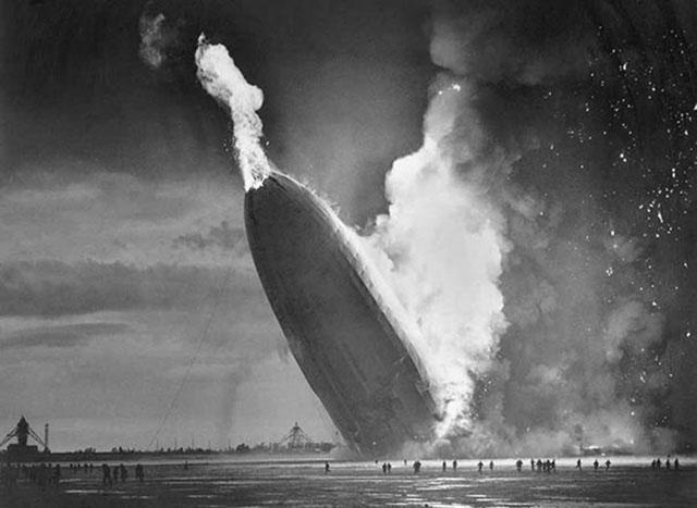 photos-historiques-incontournables-catastrophe-hindenburg-1937
