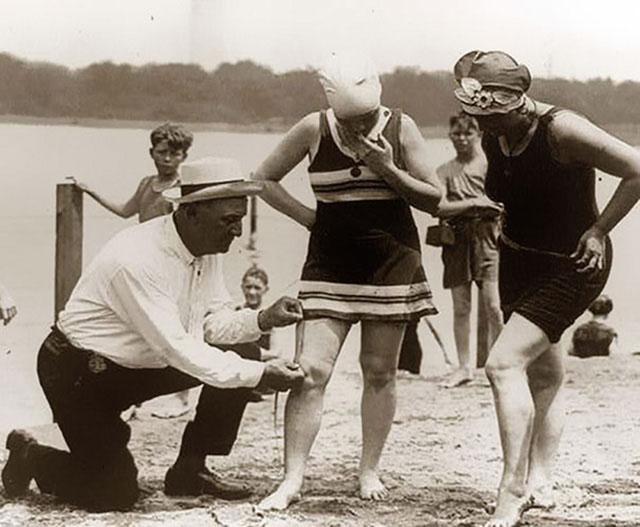 photos-historiques-mesure-de-maillot-de-bain-amende-1920