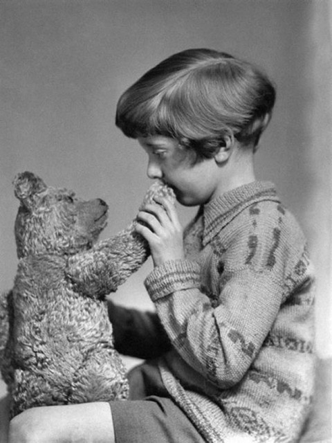 photos-historiques-winnie-ourson-christopher-robin-1927