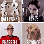 Le look très drôle des stars aux Grammy Music Awards