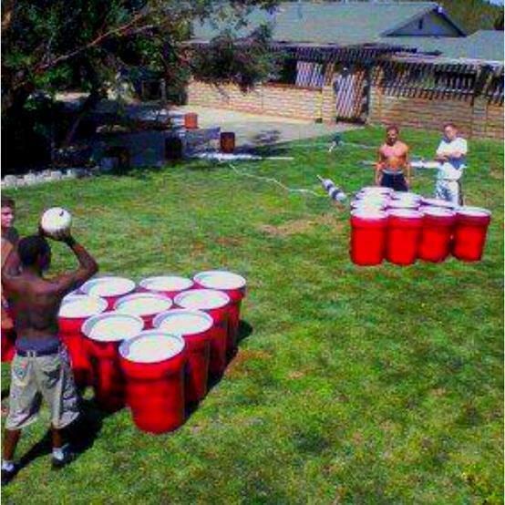 15 id es rafra chissantes pour que l 39 t 2014 soit magique - Fabriquer une table de beer pong ...