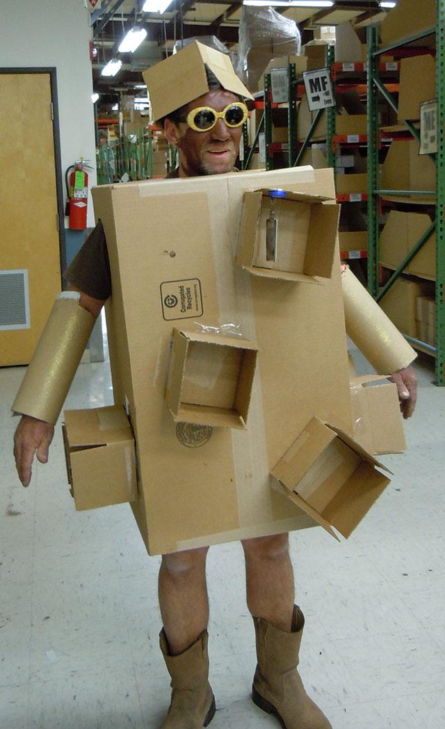 box-man