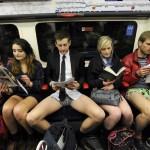 11 janvier prochain tu dois être en bobette dans le métro de Montréal