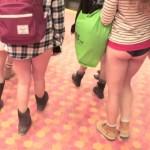 Notre vidéo du No Pants Subway Ride de Montréal
