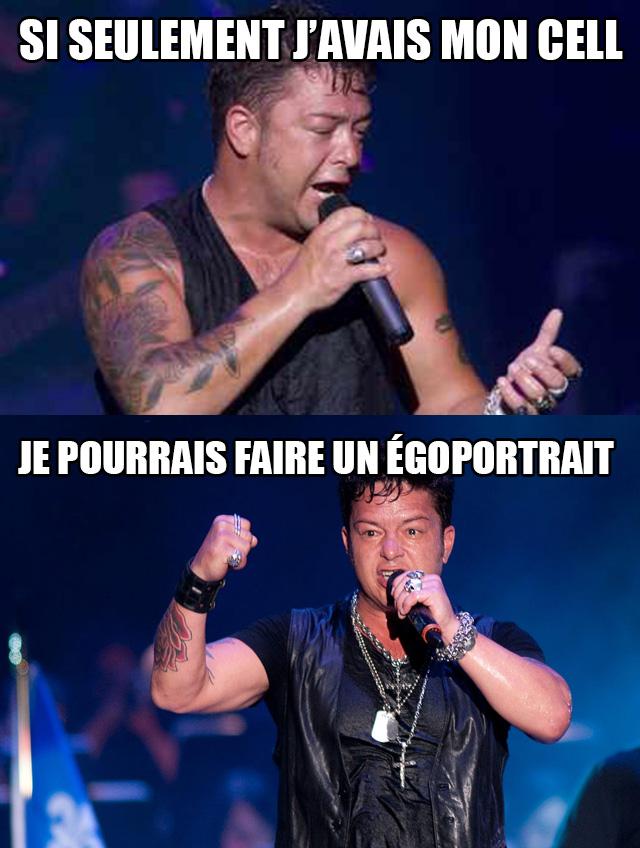 8 Preuves Qu Eric Lapointe Est Le Chanteur Quebecois Le Plus Populaire Sur Le Web Petit Petit Gamin Petit Petit Gamin