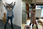 cat-head-mask-needle-felt-housetu-sato-japan-school-wool-art-2