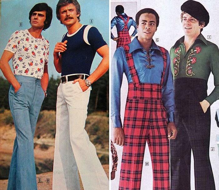 Le style vestimentaire des annees 60