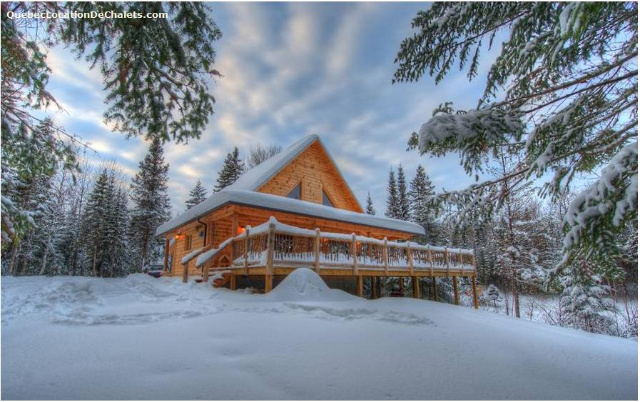 location chalet ski montreal