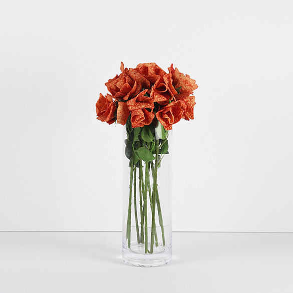 Tu peux commander un bouquet de 12 roses aux chips au for Commander un bouquet