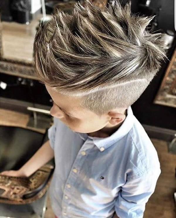 Souvent Des petits garçons qui ont beaucoup trop de style - Petit Petit  QW07