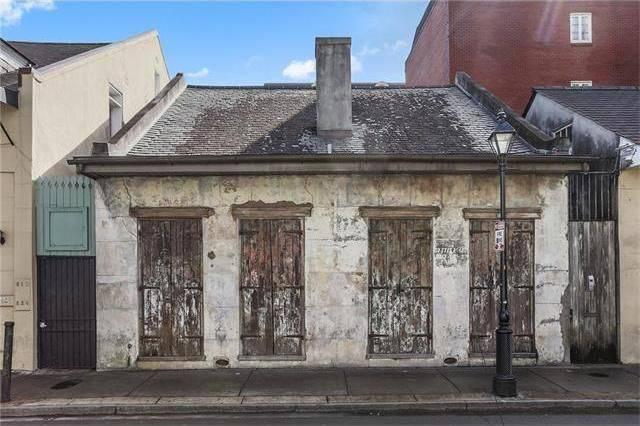 On Dirait Une Vieille Maison En Ruine Mais L Interieur De Cette