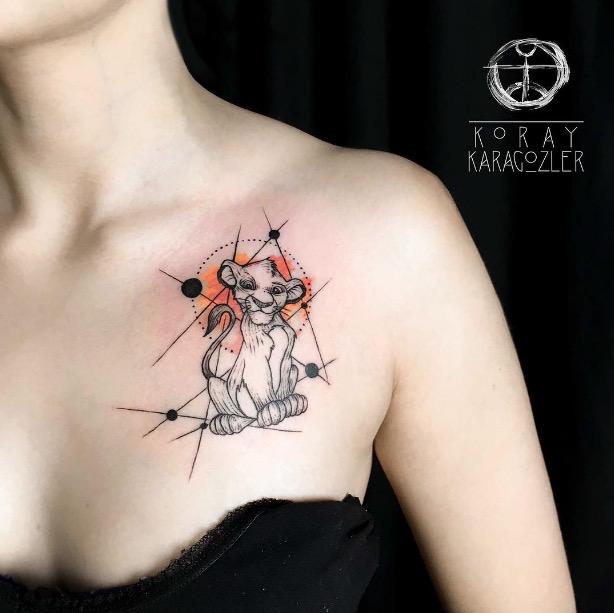 Des Tatouages Parfaits Pour Les Disney Lovers Petit Petit Gamin
