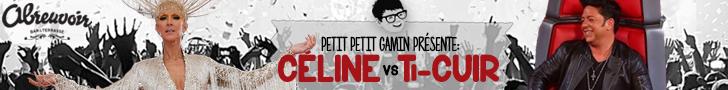 Celine Dion vs Eric Lapointe