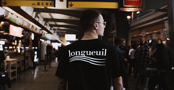 De parfaits t-shirts pour représenter Longueuil