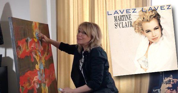 Martine St-Clair fait un clip pour la version 2020 de son hit Lavez Lavez