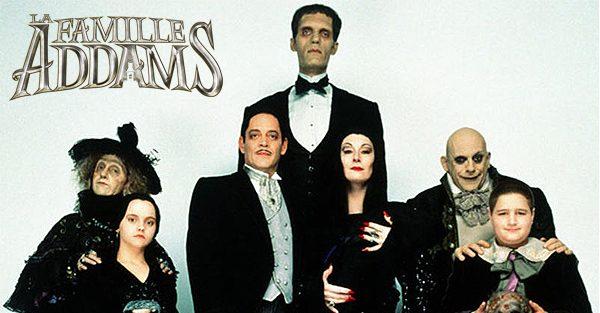 La Famille Addams va être de retour sur nos écrans