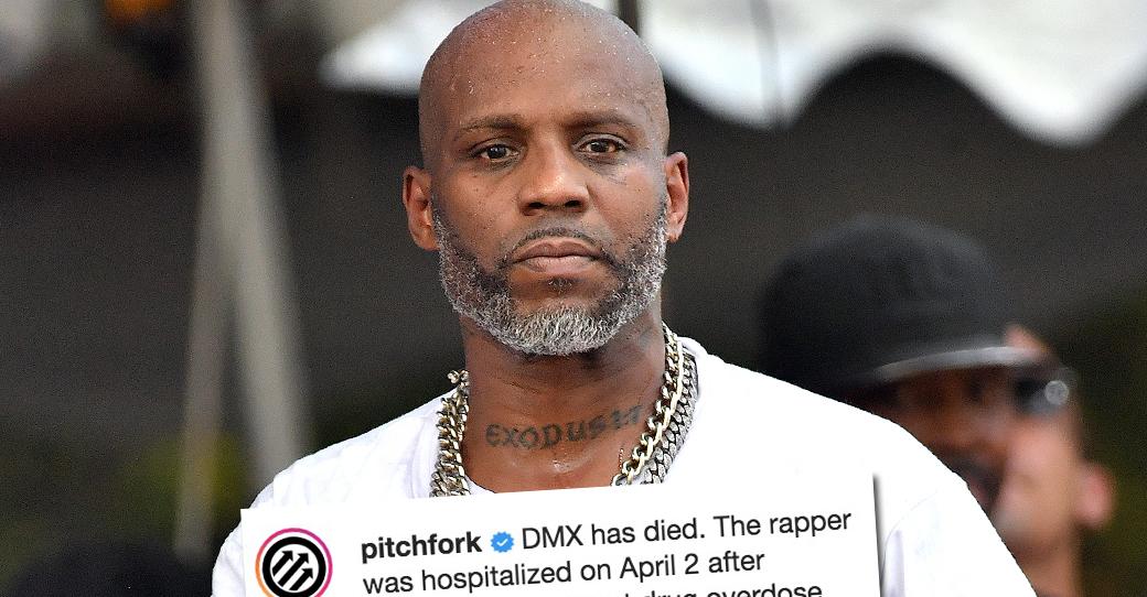 Le rappeur DMX est décédé à l'âge de 50 ans